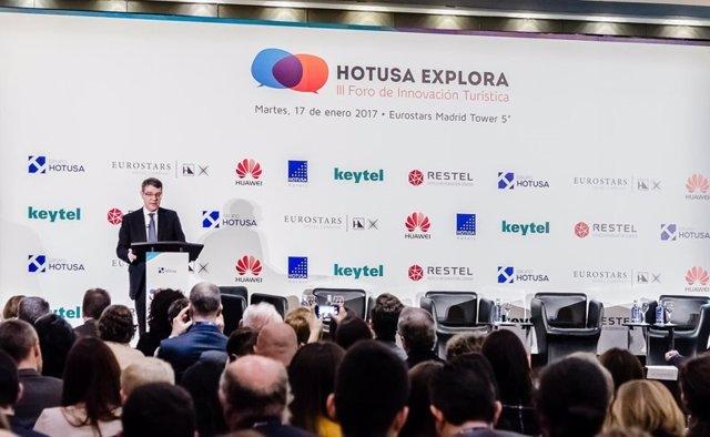 III Foro Hotusa Explora, edición 2017