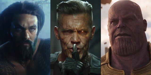 Películas superhéroes 2018