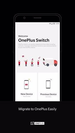 Switch OnePlus