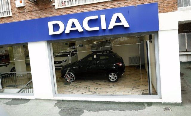 Concesionario, Renault, coches, vehículo, consumo, motor, matriculación, Dacia