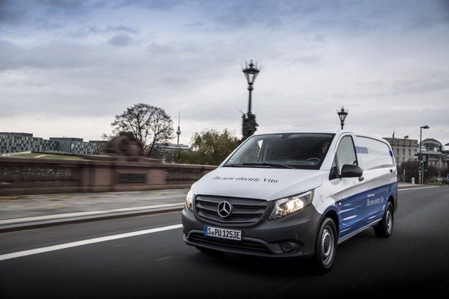 EVito de Mercdes-Benz
