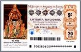 Foto: Los murcianos, entre los que máss gastarán en el sorteo de 'El Niño' con 22,28 euros