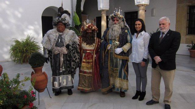 Presentación de la Cabalgata de Reyes Magos de Córdoba