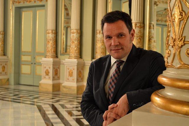 El director general del Gran Teatre del Liceu, Roger Guasch