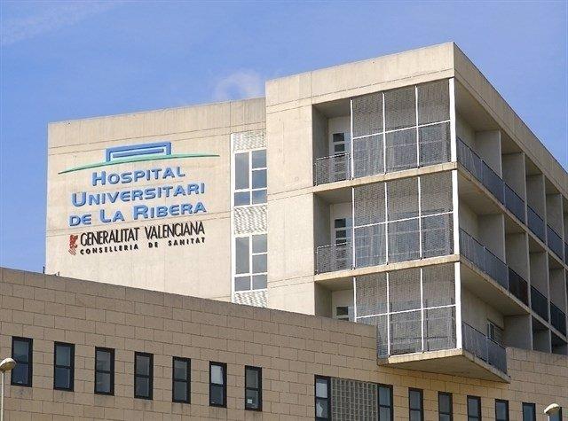 Hospital de La Ribera, en Alzira