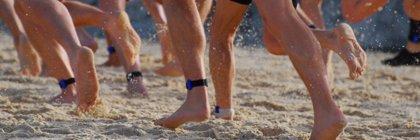 Beneficios de correr descalzo