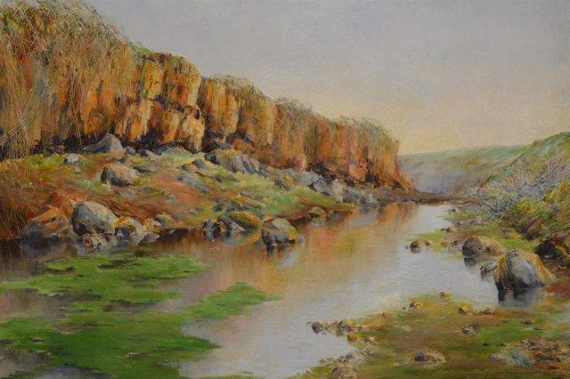 Barranco del drago