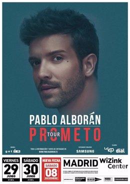 PABLO ALBORÁN EN EL WIZINK CENTER