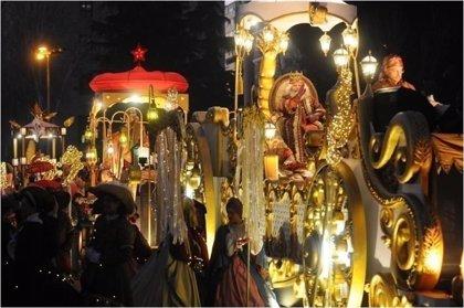 Diecisiete cabalgatas de Reyes recorrerán estos días 15 distritos madrileños