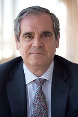 Jesús Aguilar, presidente del CGCOF