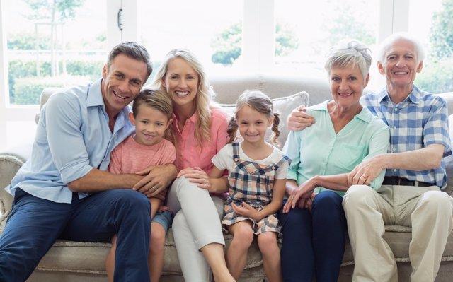 Todos los modelos de relación con los abuelos