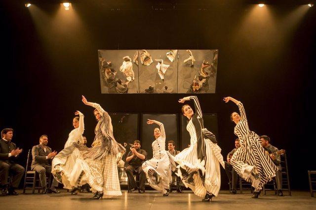 "Ballet Flamenco De Andalucía / Instituto Andaluz Del Flamenco ""... Aquel Silveri"