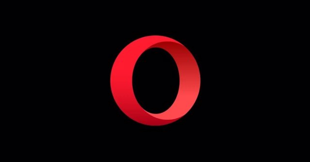 Logo del navegador Opera