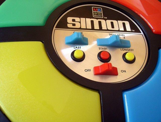 Simon, juego