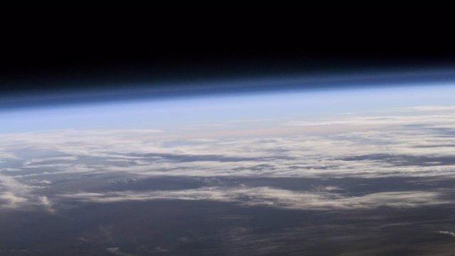 Una visión de la Tierra desde la atmósfera