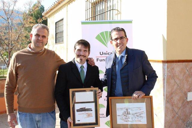 Fundación Unicaja Y El Chef Sergio Garrido Se Unen Para Repartir Regalos A Los N