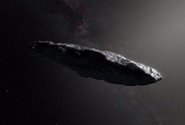 Asteroide Omuamua