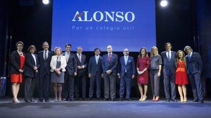 José María Alonso y el resto de la Junta de Gobierno electa del Colegio de Abogados tomarán posesión este lunes