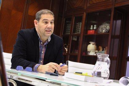 """El presidente del puerto de Huelva apuesta por convertir el Muelle de Levante en """"una gran plataforma de negocios"""""""