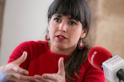 """Teresa Rodríguez: Susana Díaz convocará elecciones """"cuando le venga mejor al PSOE-A"""""""