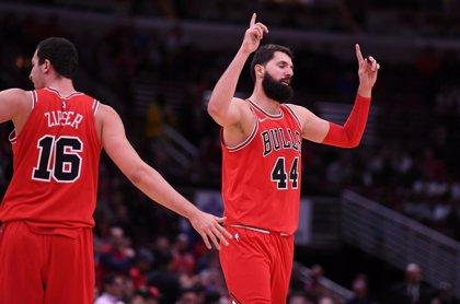 Indiana se ensaña con los Bulls de Mirotic