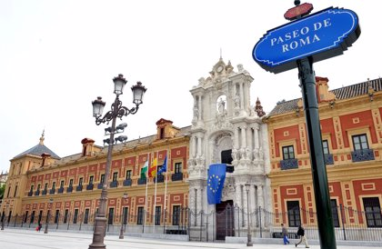 Cs lleva al Parlamento la recuperación para la ciudad de Sevilla de los jardines del Palacio de San Telmo