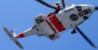 Evacuado el tripulante de un petrolero tras una emergencia médica a más de 90 millas de la costa gaditana