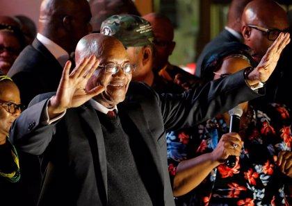 El Parlamento sudafricano comienza a examinar un nuevo mecanismo de control sobre la Presidencia