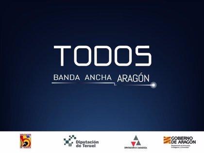 Los trabajos para la puesta en marcha del plan 'Todos Banda Ancha' de Aragón empiezan este 2018