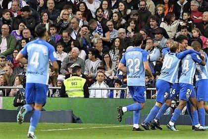 El Málaga quiere reaccionar ante el Espanyol