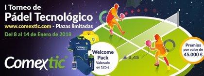 El primer Torneo de Pádel en España que aplica tecnología Business Intelligence se jugará en Zaragoza