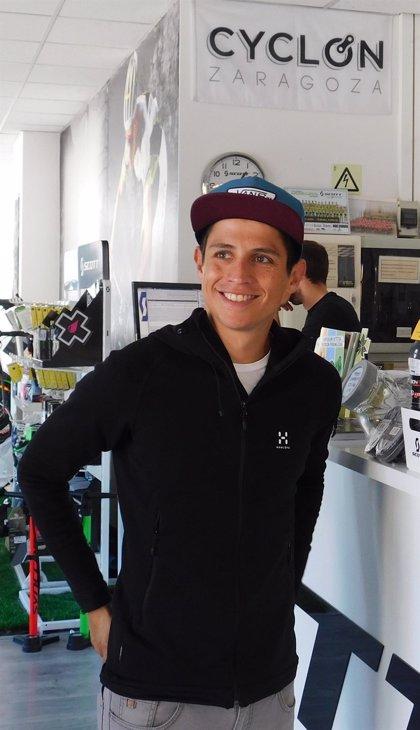 La Fundación Esteban Chaves y la firma Cyclon Zaragoza se unen para apoyar a jóvenes ciclistas colombianos