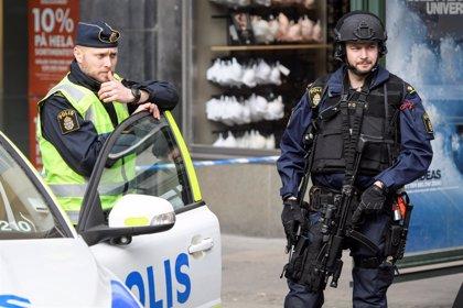 Al menos dos heridos en una explosión en Estocolmo que la Policía ha descartado como ataque terrorista