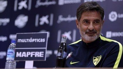"""Míchel: """"El partido ante el Espanyol es tremendamente importante"""""""