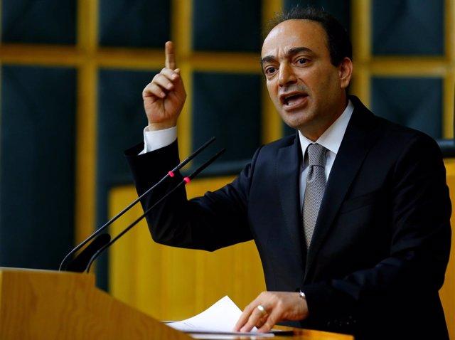Osman Baydemir, portavoz del Partido Democrático de los Pueblos (HDP)