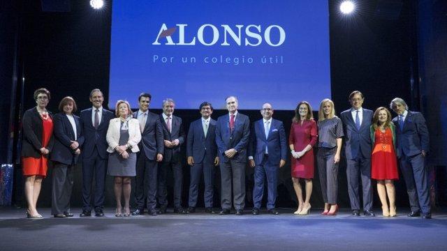 El decano del Colegio de Abogados de Madrid, José María Alonso