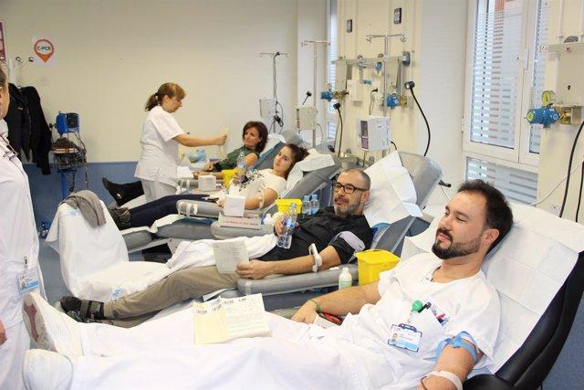 Donación de Sangre en Madrid