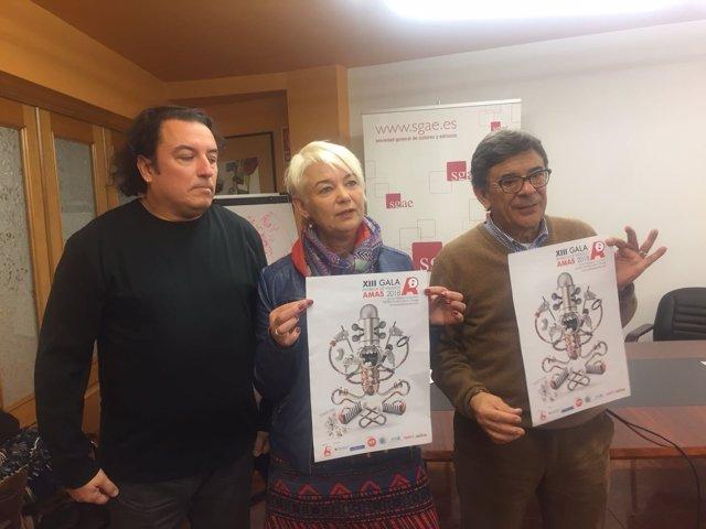 Presentación premios Amas
