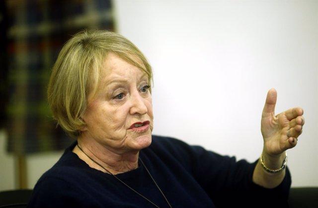 Entrevista con la presidenta de la Academia de Cine, Yvonne Blake