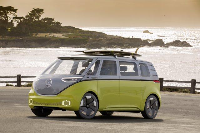 Nuevo Volkswagen I.D. Buzz