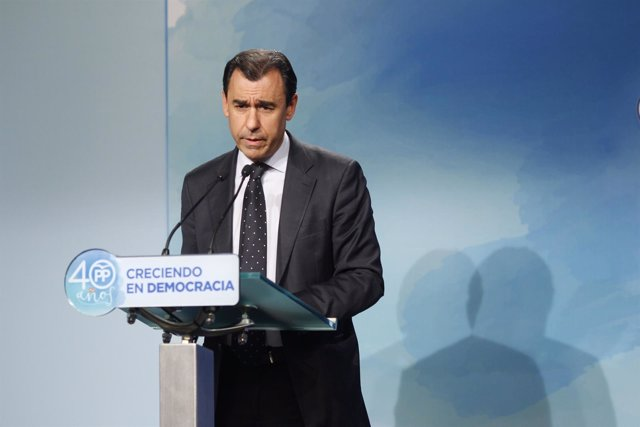 Intervención de Fernando Martínez-Maillo tras el el Comité Ejecutivo del PP