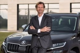 Miguel Piwko, nuevo director de Marketing de Skoda en España