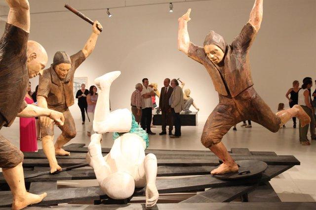 Escultura Francisco Leiro