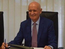 El responsable de Sanidad del PPRM, Domingo Coronado