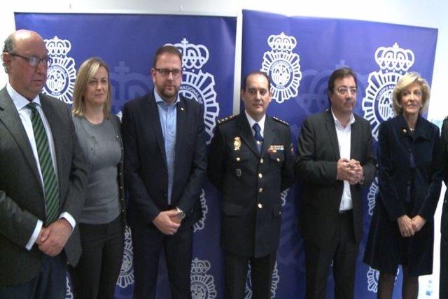 Comisario de Mérida