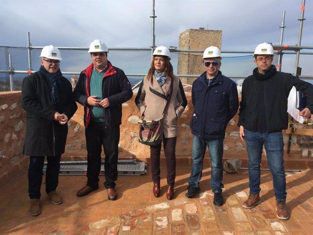 Visita a la Torre Almedina