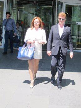 Javier Rigau y Teresa Bueyes