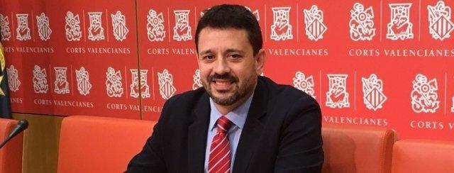 José Juan Zaplana (PP) en rueda de prensa