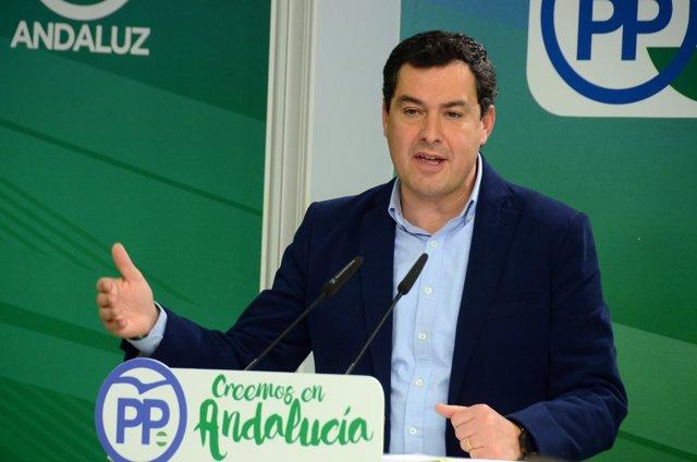 [Comunicación Pp Andaluz]Nota, Fotos Y Audio Pp Andaluz. Moreno Y Báñez En La Ju