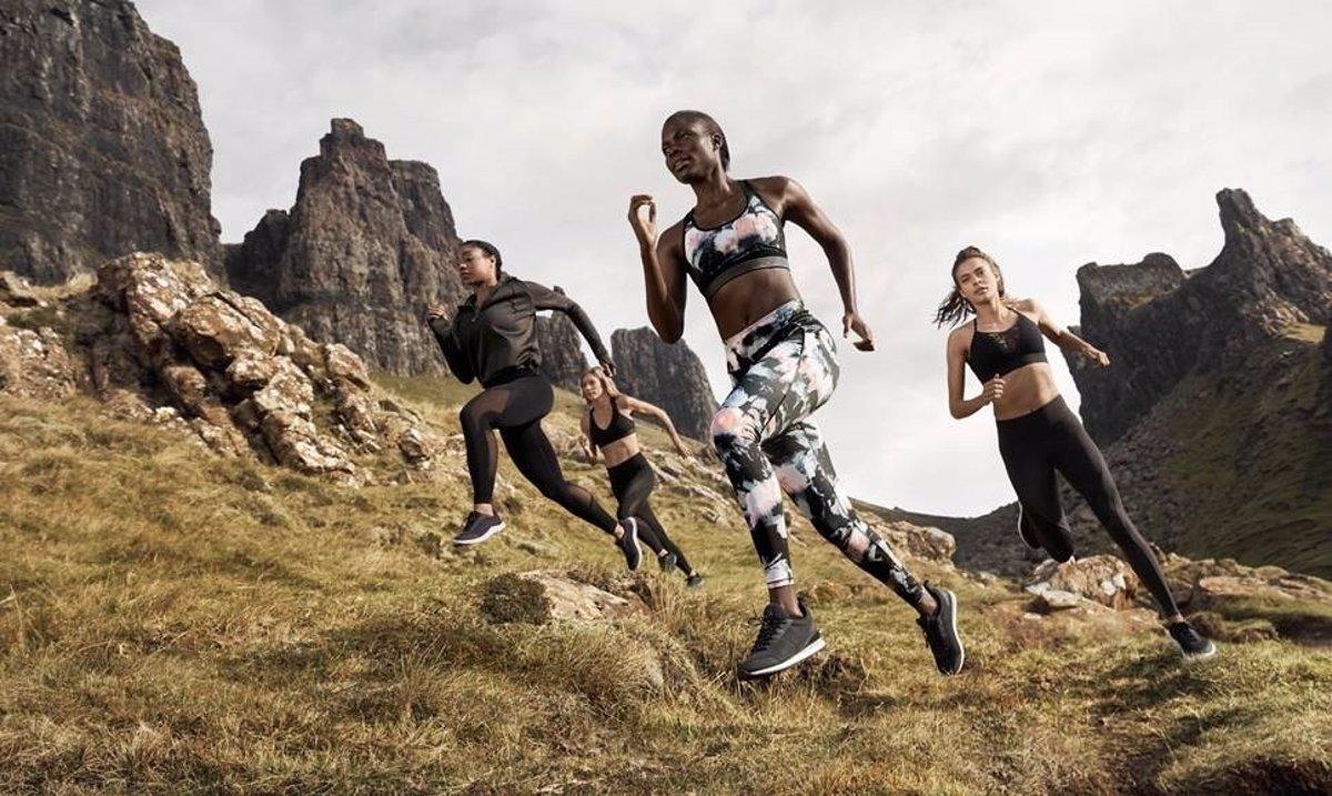 2e704aeaaf6e H&M lanza una colección de ropa deportiva fabricada con materiales  sostenibles